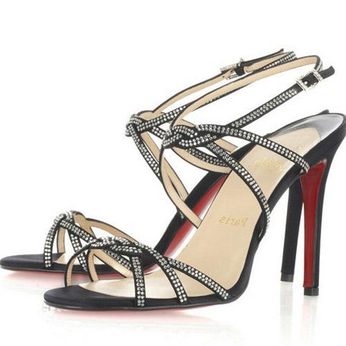 chaussures de séparation c612f 8ef80 chaussure de mariage petit talon,christian louboutin ...