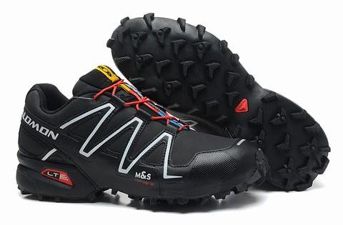 chaussure trail salomon pas cher